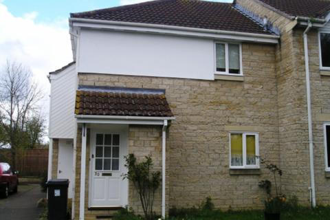 1 bedroom end of terrace house to rent - MYTHERN MEADOW, BRADFORD ON AVON