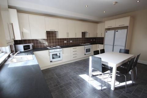 6 bedroom terraced house to rent - Richmond Avenue, Headingley