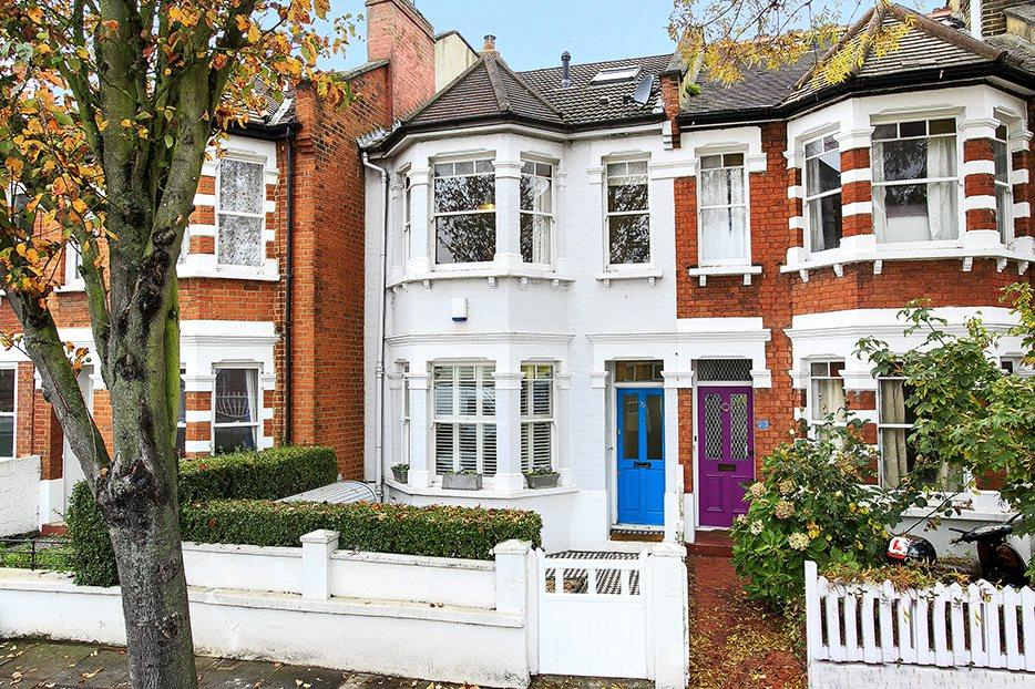 4 Bedrooms Terraced House for sale in The Avenue, Chiswick, London, W4