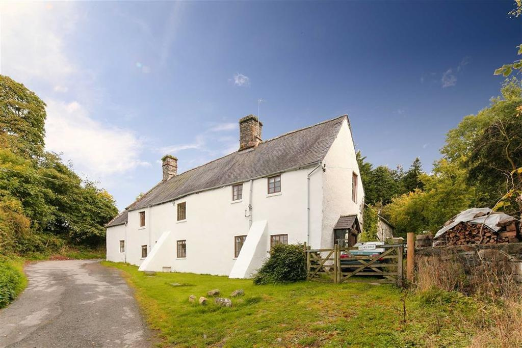 6 Bedrooms Country House Character Property for sale in Pencoed, Pencoed, Corwen, LL21