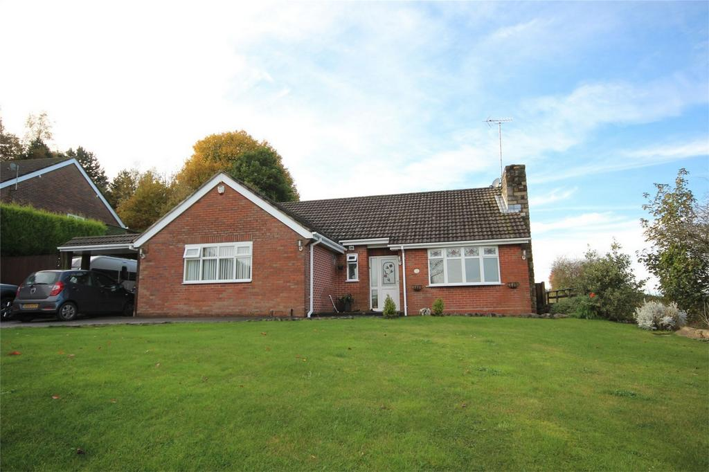 5 Bedrooms Detached Bungalow for sale in Park Drive, Cheadle, Staffordshire