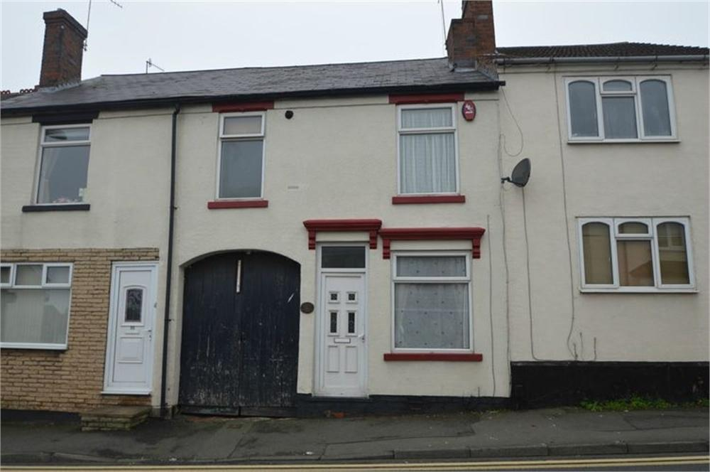 2 Bedrooms Terraced House for sale in Bower Lane, Brierley Hill, West Midlands