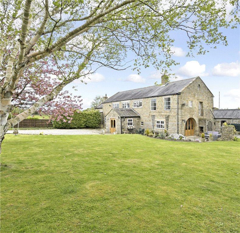 5 Bedrooms Link Detached House for sale in Reynard Crag Lane, High Birstwith, Harrogate, North Yorkshire