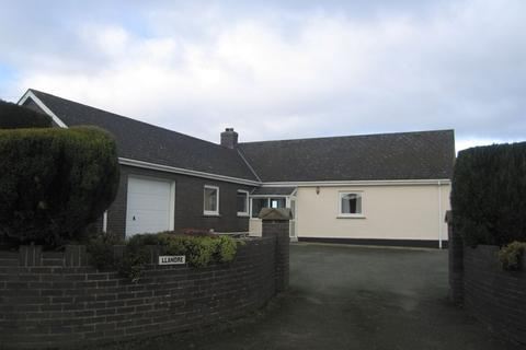 3 bedroom detached bungalow to rent - Llandre, Cefn Road, Fishguard. SA65 9QS