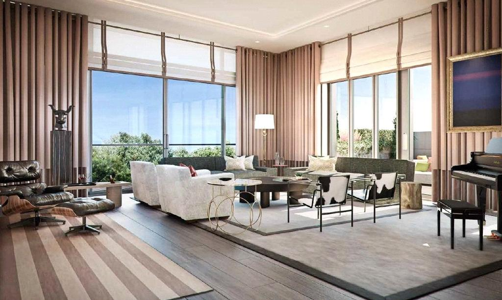 3 Bedrooms Flat for sale in The Chilterns, Chiltern Street, London