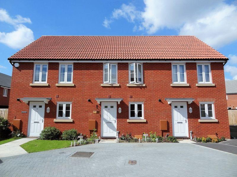 2 Bedrooms Terraced House for sale in Helena Court, Bridgwater