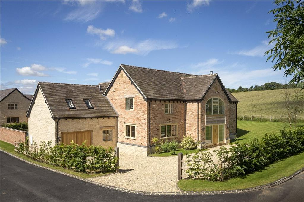 5 Bedrooms Detached House for sale in Rowan House, Compton Fields, Combrook, Warwick, CV35