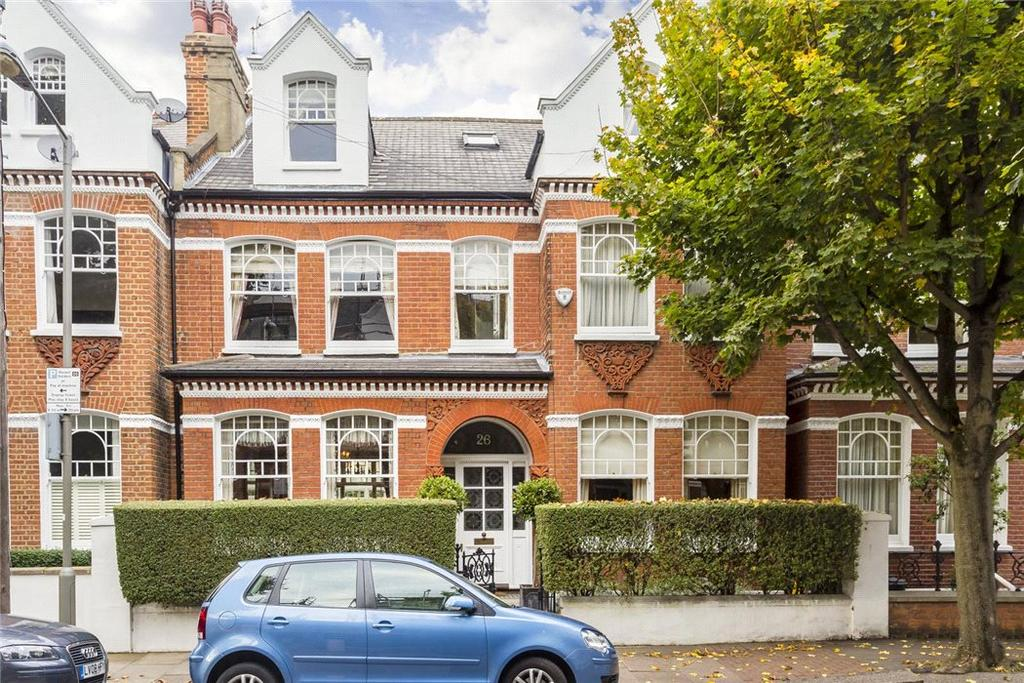 7 Bedrooms Terraced House for sale in Crockerton Road, London, SW17