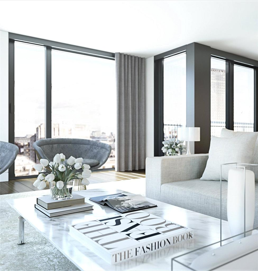 4 Bedrooms Penthouse Flat for sale in Rathbone Square, Rathbone Place, London, W1T