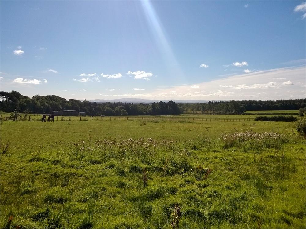 Land Commercial for sale in Serviced Residential Building Plot, Raecleugh, Nr Lauder, Berwickshire, Scottish Borders