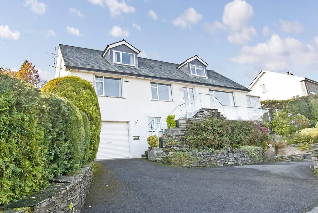 4 Bedrooms Detached House for sale in Hilltop, Bank Terrace, Coniston, Cumbria LA21 8HF