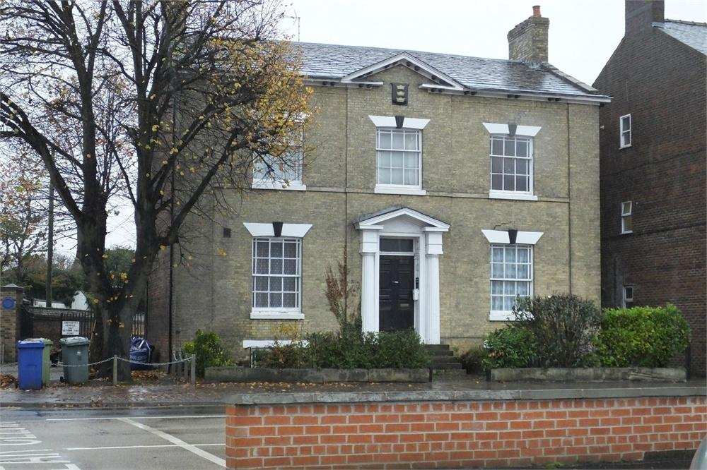 2 Bedrooms Flat for sale in South End, Boston, Lincolnshire