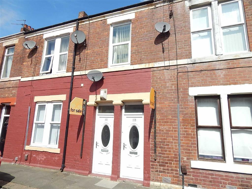 3 Bedrooms Apartment Flat for sale in Vine Street, Wallsend, Tyne Wear, NE28