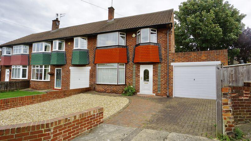 3 Bedrooms Semi Detached House for sale in SOUTHFIELD ROAD, BENTON