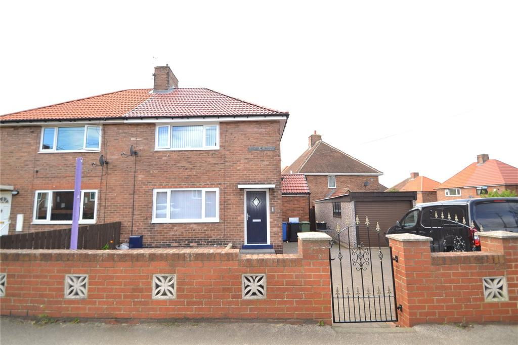 3 Bedrooms Semi Detached House for sale in Liddel Terrace, Wheatley Hill, DH6