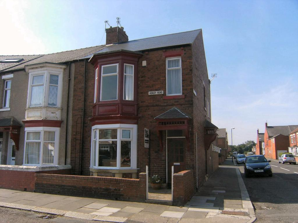 2 Bedrooms Flat for sale in Ashley Road, South Shields