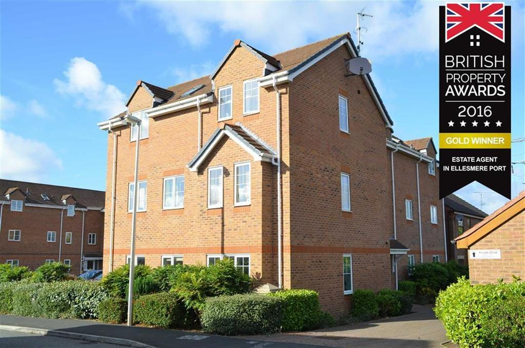 2 Bedrooms Apartment Flat for sale in Meadowbank Drive, Little Sutton, CH66