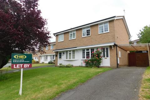 2 bedroom semi-detached house to rent - Kemble Drive, Radbrook