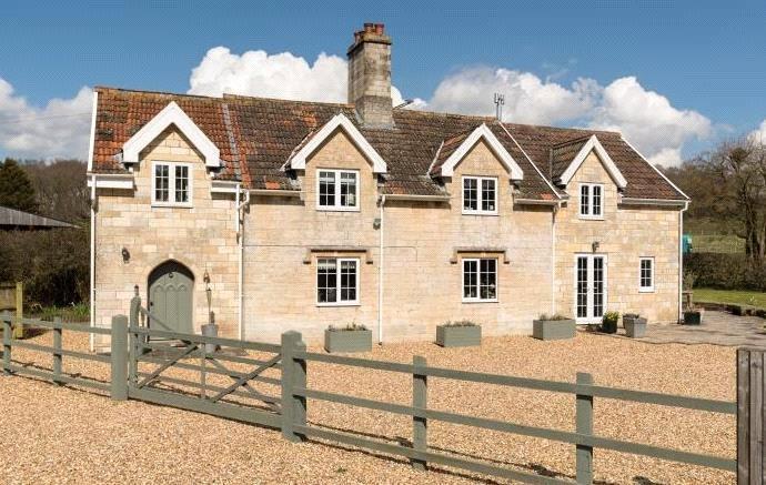 4 Bedrooms Detached House for sale in Kettle Lane, West Ashton, Wiltshire, BA14