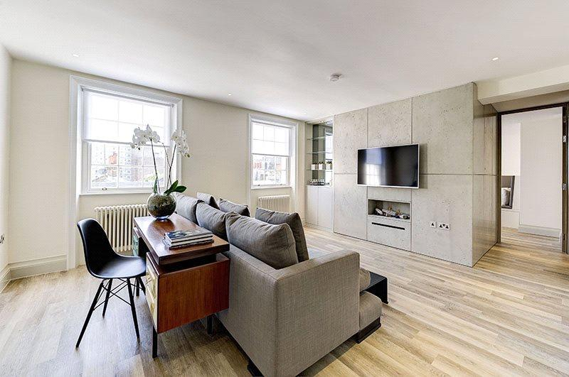 2 Bedrooms Flat for sale in Chester Row, Belgravia, London, SW1W