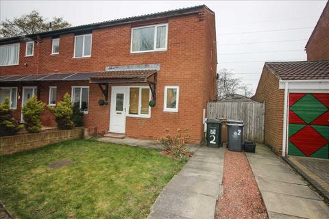 2 bedroom semi-detached house to rent - Sharnford Close, Backworth, Newcastle Upon Tyne