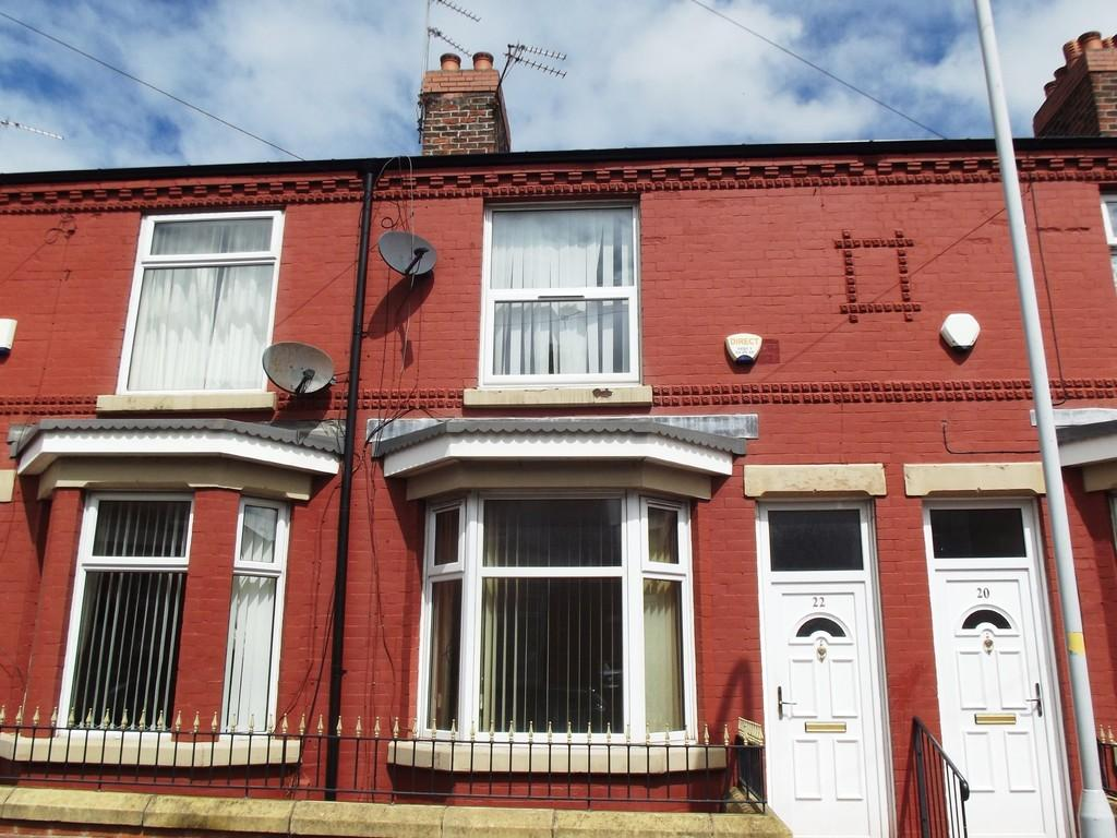 2 Bedrooms Terraced House for rent in Upper Brassey Street, Birkenhead