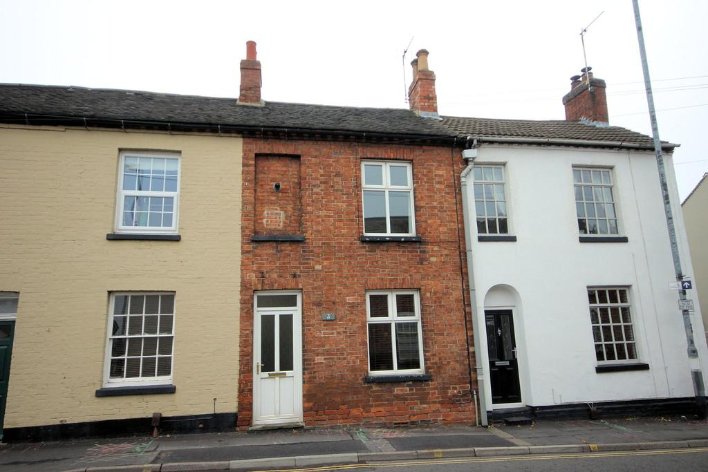 2 Bedrooms Terraced House for sale in Upper Church Street, Ashby-de-la-Zouch