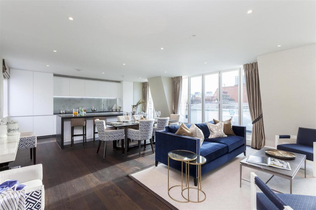 3 Bedrooms Flat for rent in Picton Place, Marylebone, London, W1U