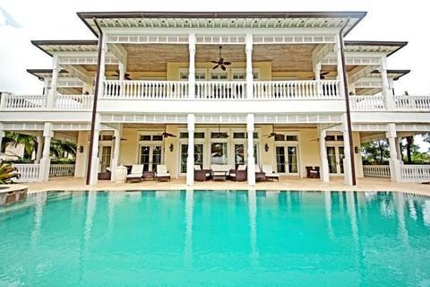 5 bedroom villa  - Casa Plantation, Ocean Club, Paradise Island