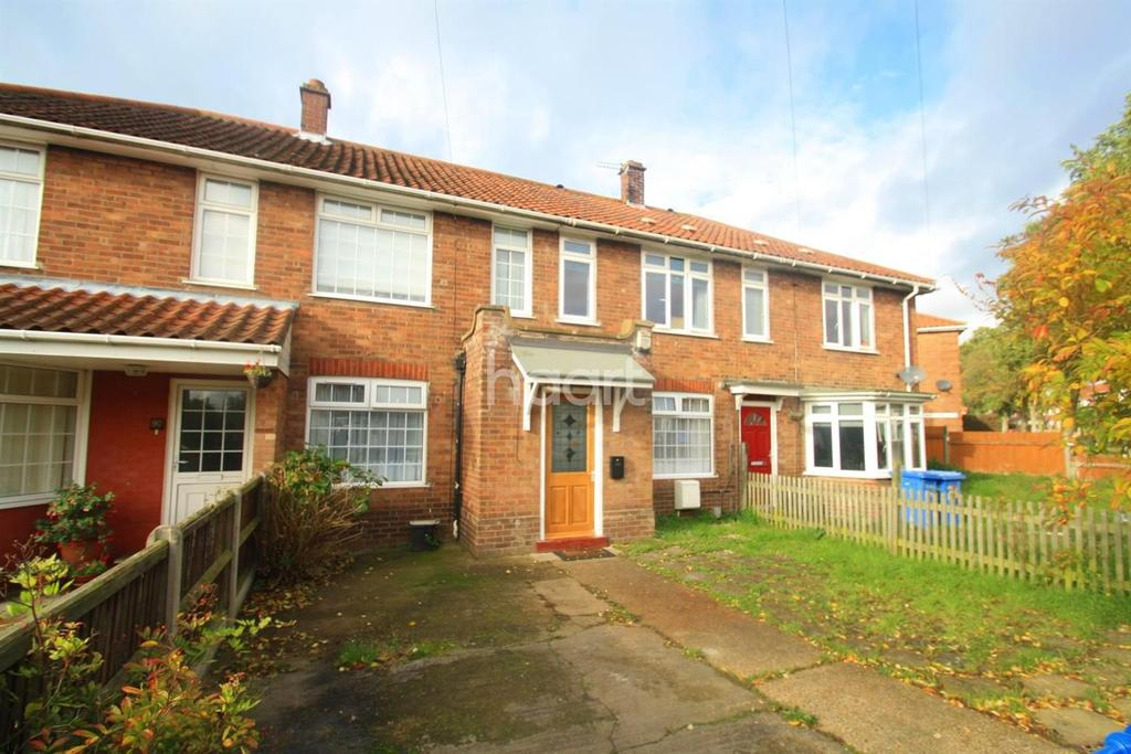 2 Bedrooms Flat for sale in George Pope Road, Norwich