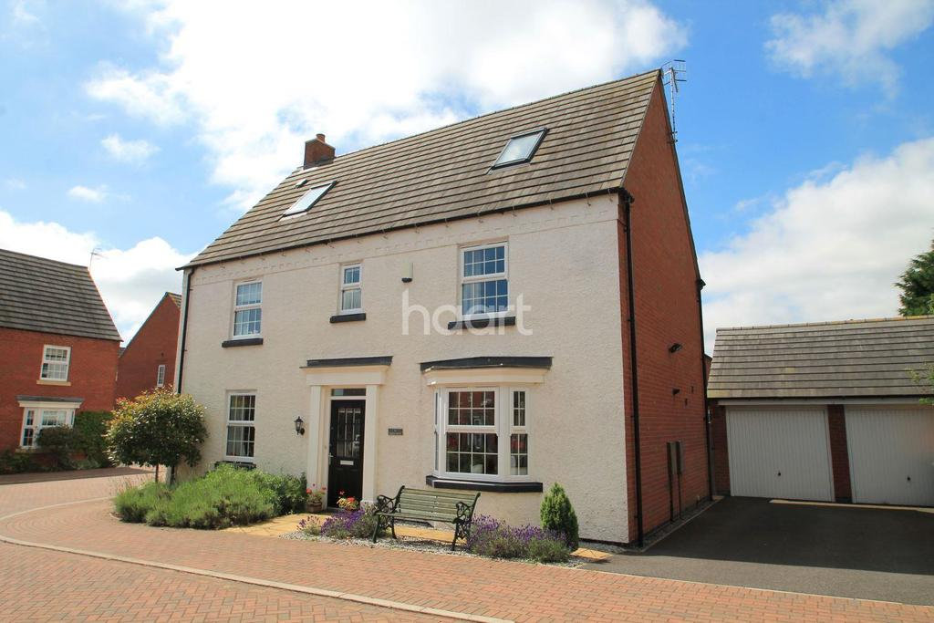 6 Bedrooms Detached House for sale in Osprey Grove, Hucknall