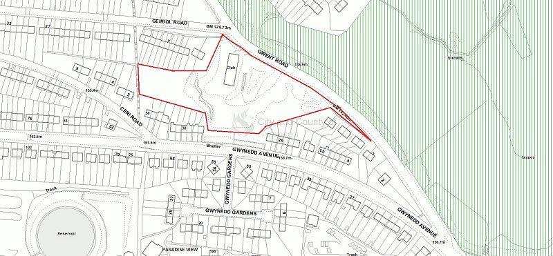 Land Commercial for sale in Gwent Road, Townhill, Swansea.