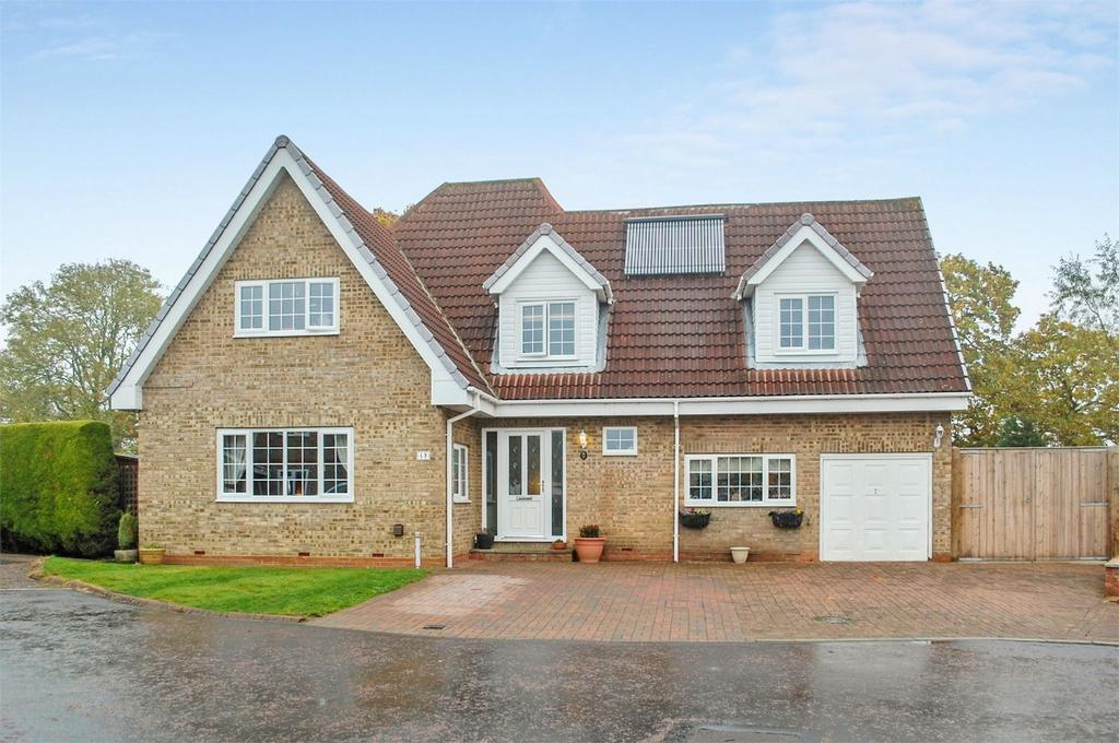 4 Bedrooms Detached House for sale in Austen Way, Crook, County Durham