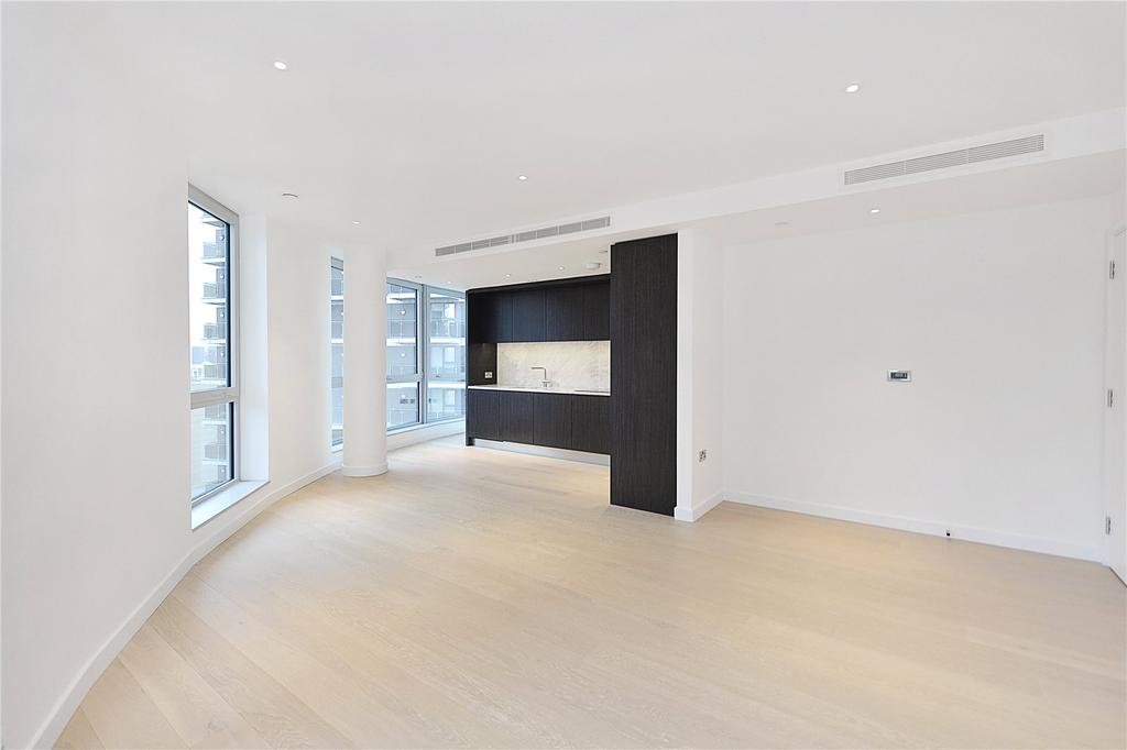 2 Bedrooms Flat for sale in Columbia West Apartments, 1 Biscayne Avenue, London