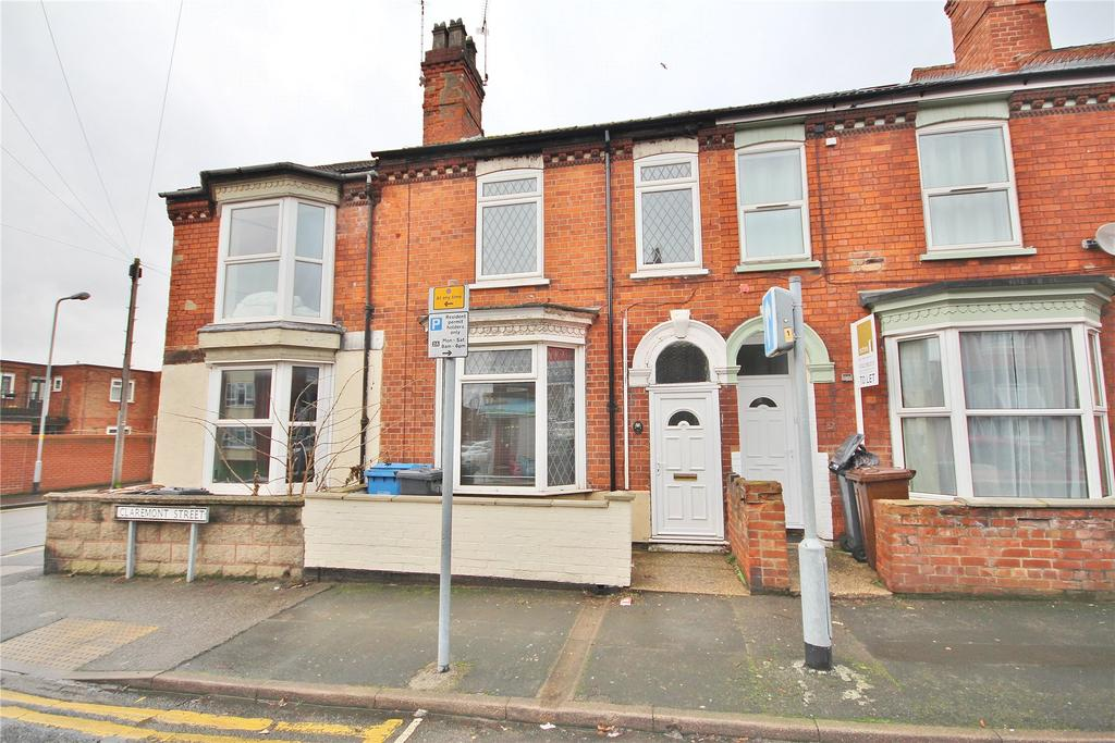 3 Bedrooms Terraced House for sale in Claremont Street, Lincoln, LN2