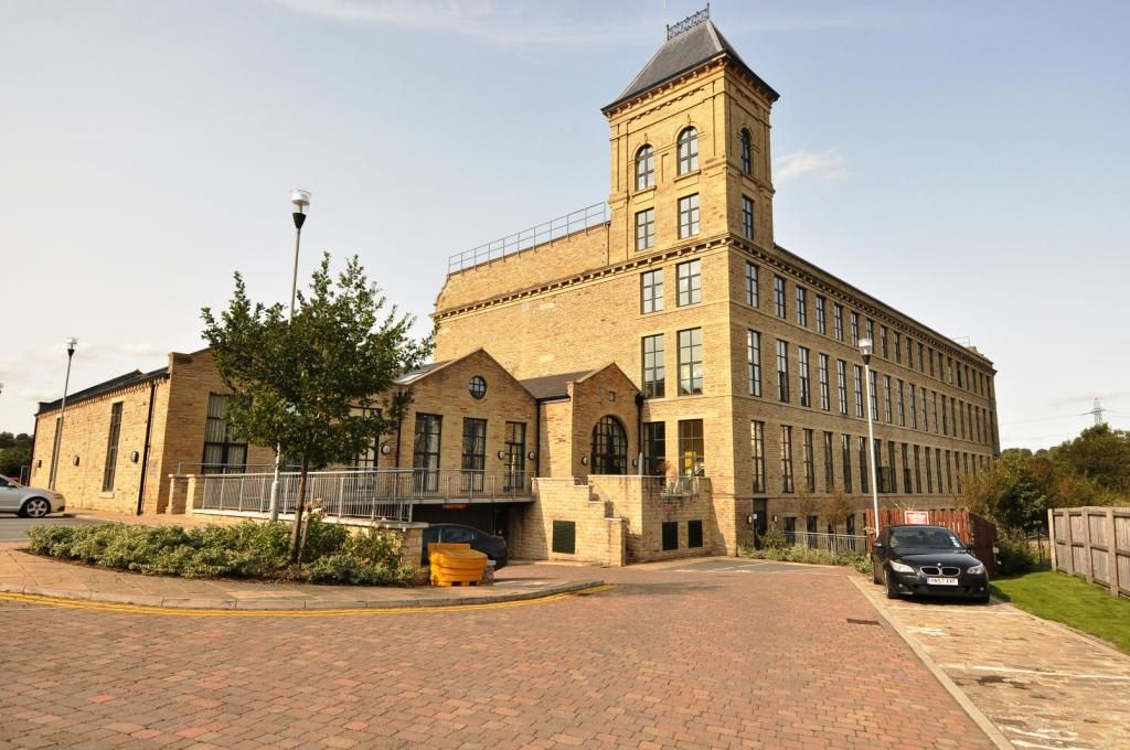 2 Bedrooms Apartment Flat for sale in Whitfield Mill, Meadow Road, Bradford