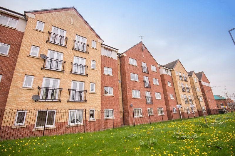 2 Bedrooms Apartment Flat for sale in GREAT NORTHERN ROAD, DERBY