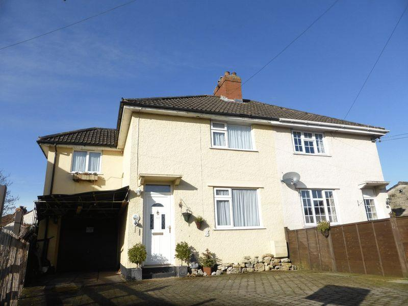3 Bedrooms Semi Detached House for sale in Westfield, Shepton Mallet