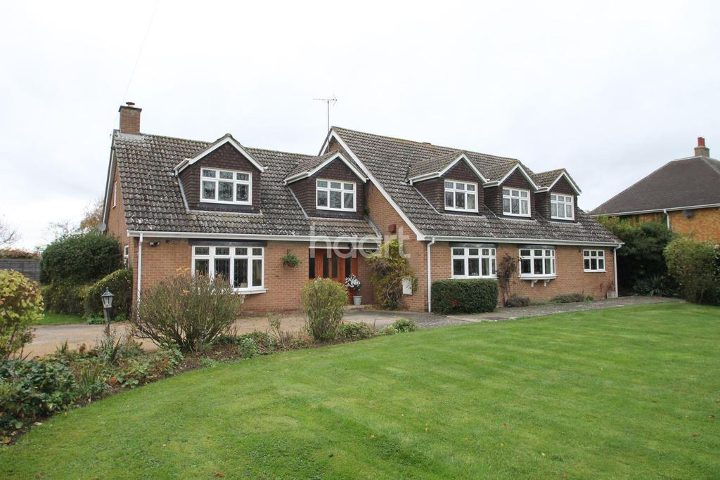 5 Bedrooms Detached House for sale in March Rd, Wimblington