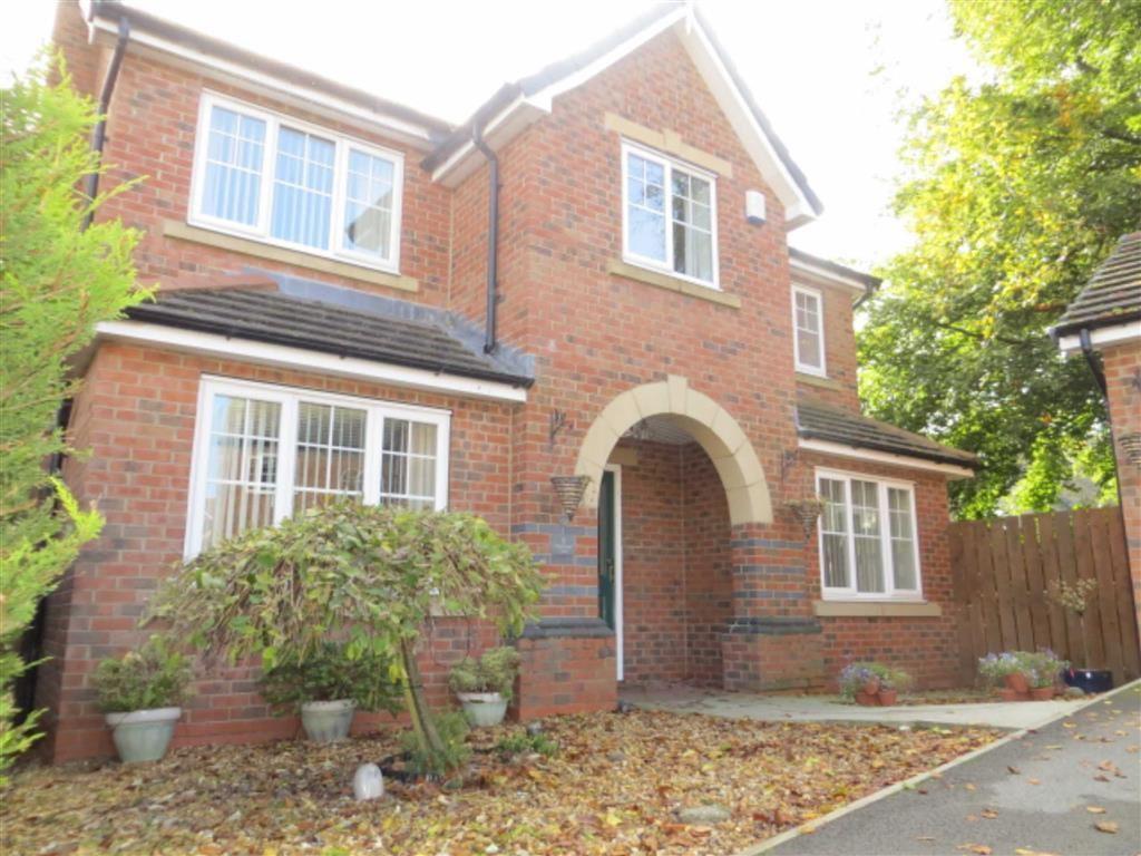 4 Bedrooms Detached House for sale in Bainbridge, Consett, Co Durham