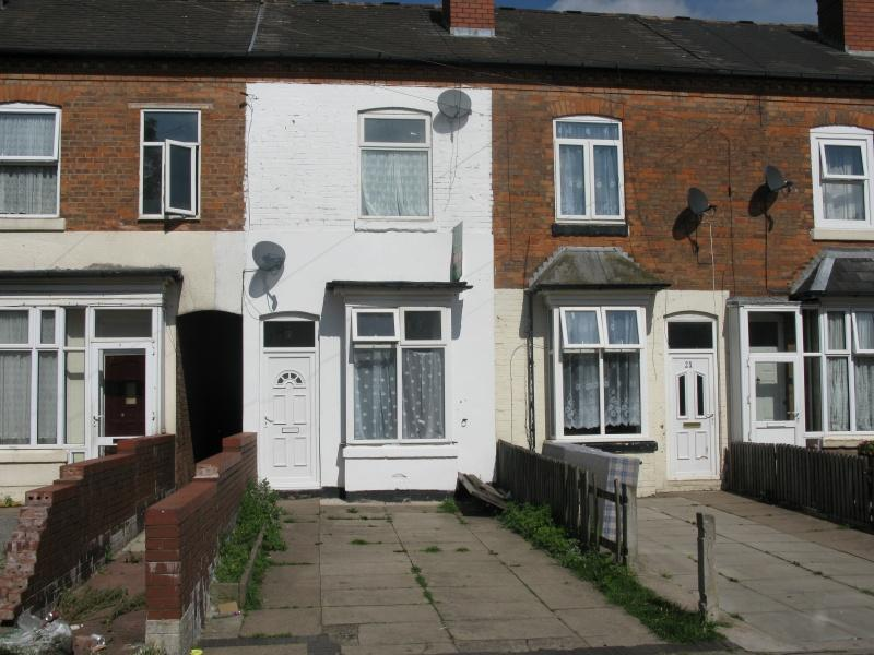 3 Bedrooms Terraced House for sale in MOUNT PLEASANT AVE, HANDSWORTH , BIRMINGHAM, B21