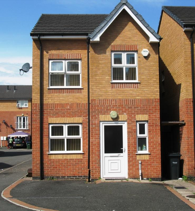 3 Bedrooms Detached House for sale in FARMEND CLOSE, FARMEND CLOSE, SANDWELL, B71