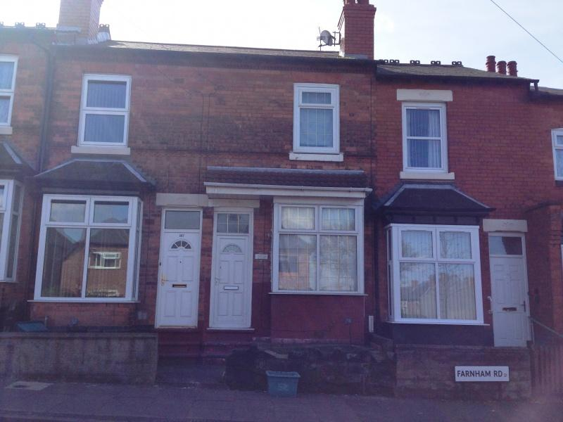 3 Bedrooms Detached House for sale in FARNHAM RD, HANDSWORTH, BIRMINGHAM, B21