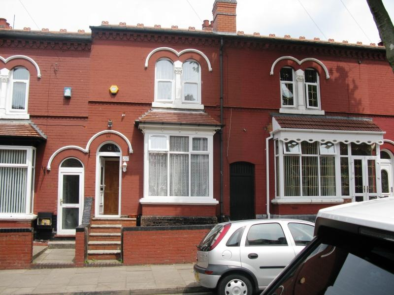 3 Bedrooms Terraced House for sale in MOSTYN RD, HANDSWORTH, BIRMINGHAM, B21