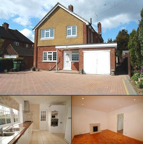 3 bedroom detached house to rent - Chiltern Avenue, Amersham, HP6