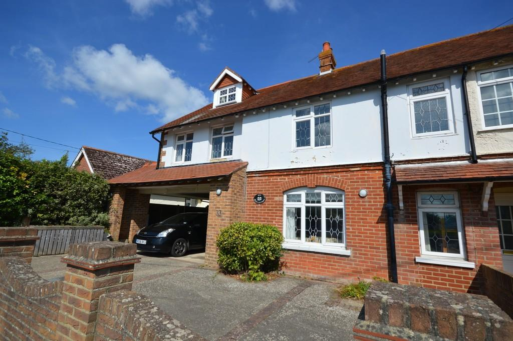 5 Bedrooms Semi Detached House for sale in Howgate Road, Bembridge