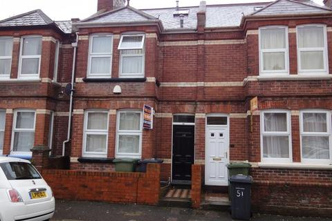 6 bedroom terraced house to rent - Danes Road, ST DAVIDS, Exeter
