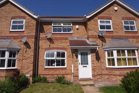 2 bedroom townhouse to rent - GOODWOOD GROVE, TADCASTER ROAD, YORK, NORTH YORKSHIRE, YO24 1ER