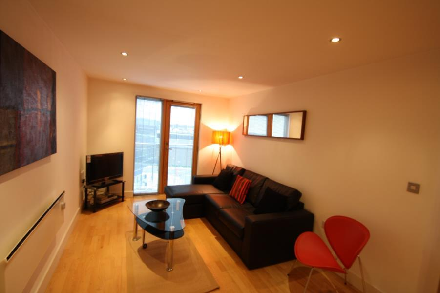 McCLINTOCK HOUSE CLARENCE DOCK LS10 1LP 1 Bed Apartment