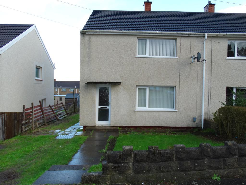 2 Bedrooms Semi Detached House for rent in Tyn Y Cae Road, Swansea